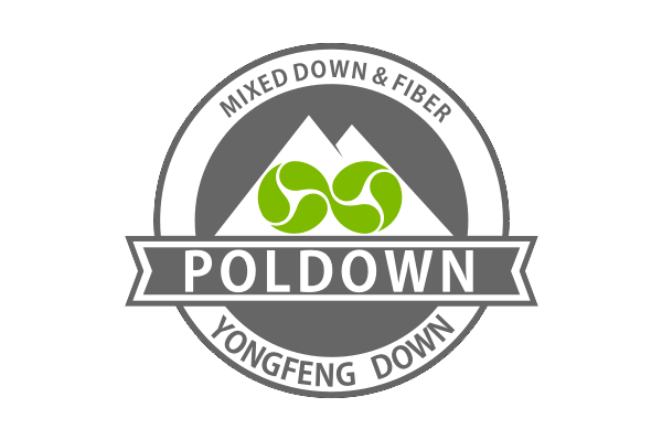 POLDOWN<sup>®</sup>混合羽绒