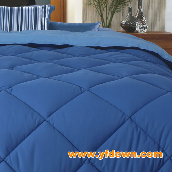 Two Color Down Alternative Comforter